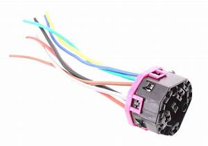 Ignition Switch Wiring Plug Pigtail Vw Jetta Golf Mk4
