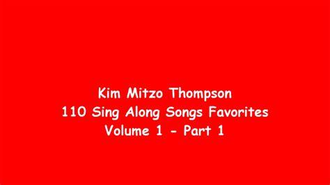 110 Sing Along Songs Favorites Volume