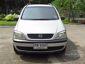 Chevrolet Zafira 2002 Cd 1 8 In  U0e01 U0e23 U0e38 U0e07 U0e40 U0e17 U0e1e U0e41 U0e25 U0e30 U0e1b U0e23 U0e34 U0e21 U0e13 U0e11 U0e25