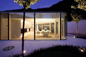 Ein Kleiner Glaspalast Am Luganersee  Sweet Home