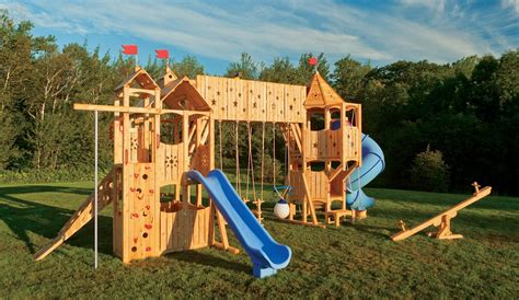 Big Backyard Playsets Accessories — The Wooden Houses