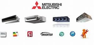 Prix Clim Gainable : climatiseur gainable mitsubishi prix ~ Premium-room.com Idées de Décoration