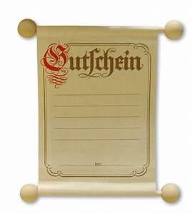 Gutschein Selber Ausdrucken : rnk gutschein rolle 2882 din a6 pergament ~ Eleganceandgraceweddings.com Haus und Dekorationen