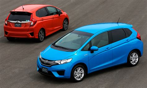 Maybe you would like to learn more about one of these? 2015 Honda Fit to offer hybrid model
