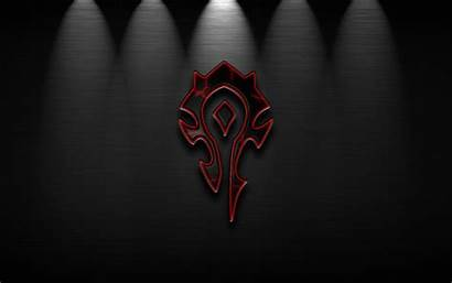 Horde Wow Warcraft Wallpapers Deviantart Wallaper Wallpapersafari