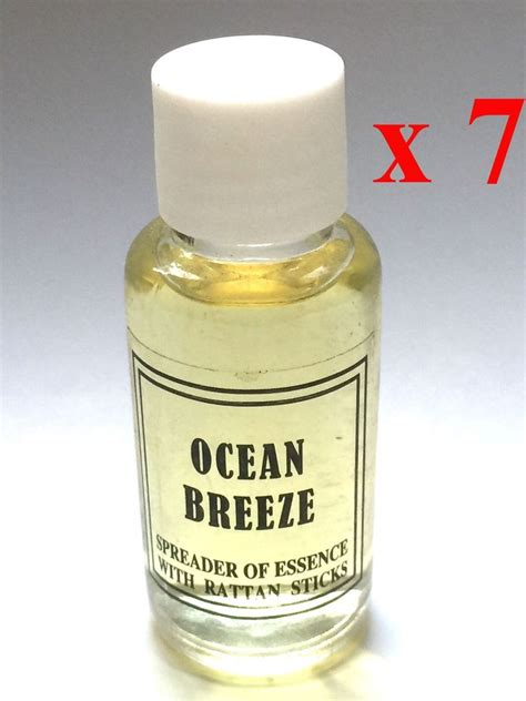 fragrance oil diffuser l 7 bottles mood therapy fragrance reed diffuser scented