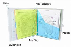 how to organize important documents With important documents folder