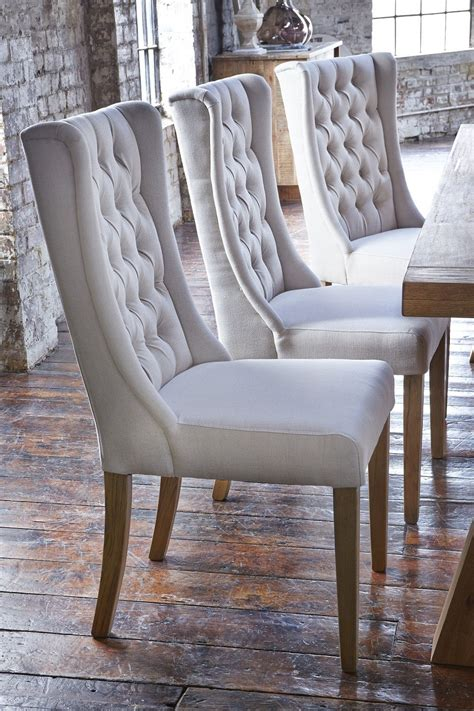 Dining Room Chairs by Kipling Fabric Dining Chair Oak Barker