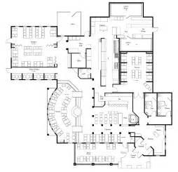 architectural building plans italian restaurant floor plans evstudio