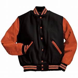 varsity letterman jacket holloway sportswear With varsity letter man jacket