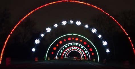 4 drive thru holiday light displays in michigan the news