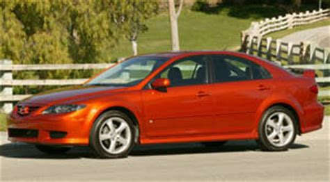 mazda  specifications car specs auto