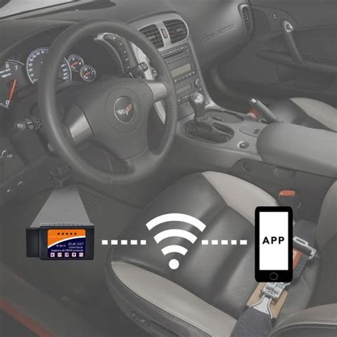 Obd In Car by Kobra Wireless Obd2 Car Code Reader Scan Tool Obd Scanner