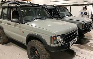 2003 Land Rover Discovery 2 Td5 Manual Off Roader Roll