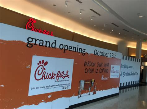 chick fil opening troys somerset collection october wxyzcom