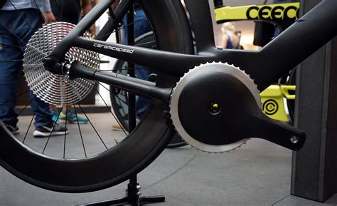 Wild Ceramicspeed Driven 13-speed Drivetrain Concept