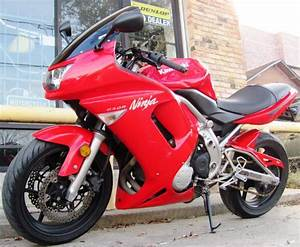 2007 Kawasaki EX650 NINJA Used SPORTBIKE STREET BIKE ...