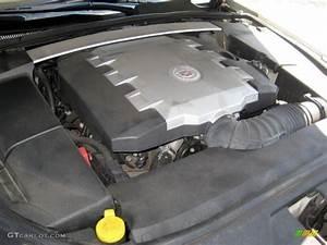2008 Cadillac Cts 4 Awd Sedan 3 6 Liter Dohc 24