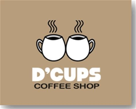 50 coffee shop and cafe name ideas. 20 Creative Cup Shaped Coffee & Cafe Logos