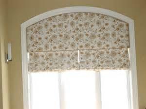 Arch Window Treatment Ideas