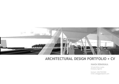 12066 architecture student portfolio layout architectural portfolio on behance