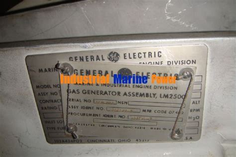 sale general electric lm  lm gas turbines