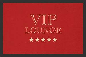 Fußmatte Vip Lounge : rockbites fu matten originelle fu matten vip lounge rot ~ Whattoseeinmadrid.com Haus und Dekorationen