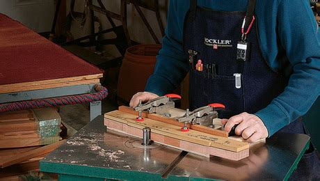 pattern routing jig  safer  faster finewoodworking