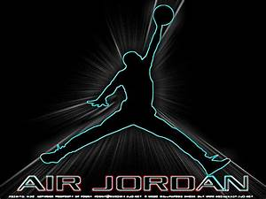 Nike Air Jordan Logo Wallpaper WallpaperSafari