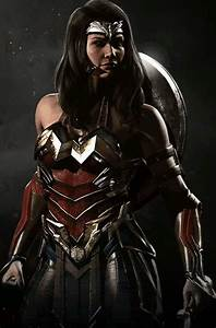 Injustice 2 Wonder Woman | Superheroes | Pinterest ...