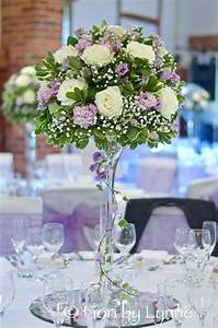 wedding flowers blog lara39s pink and lilac summer wedding With lilac table decorations wedding tables