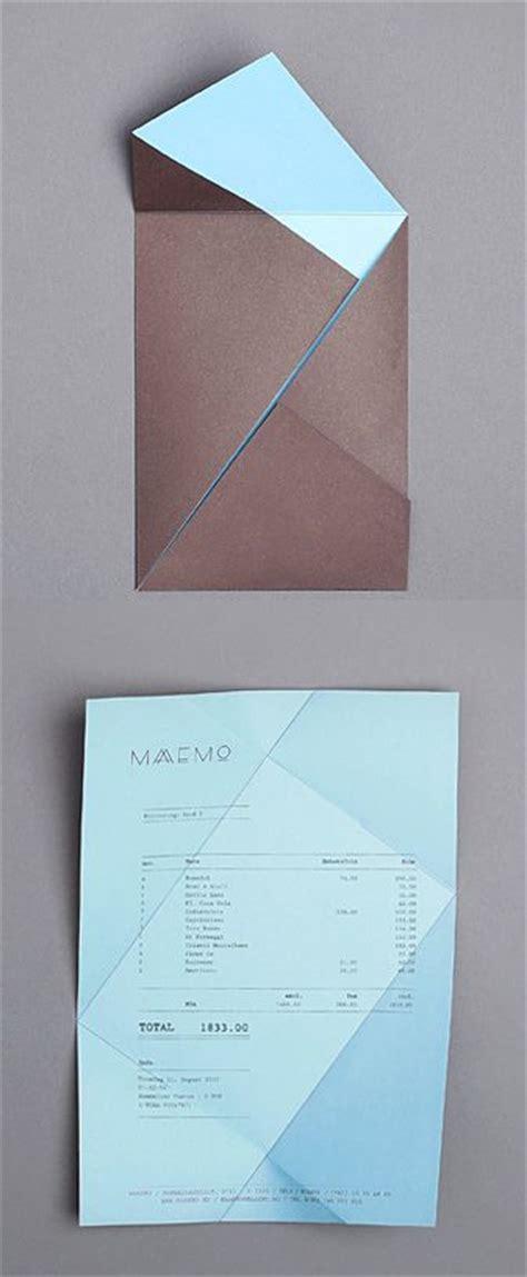 bruneau bureau folding receipt maaemo identity by bureau bruneau design