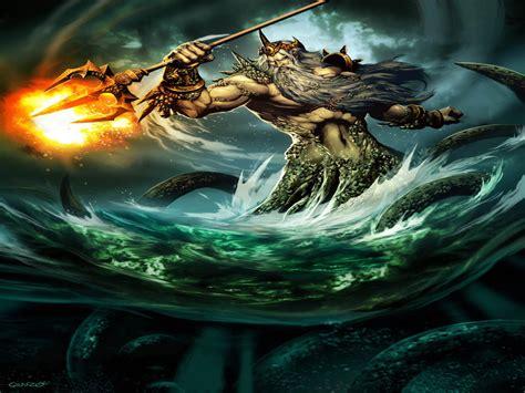 Poseidon Wallpapers Hd #b8v65yb