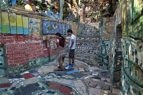 philadelphia s magic gardens philadelphia magic gardens to celebrate philly free week