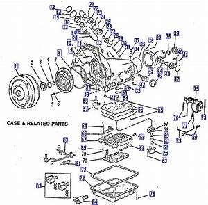 Chevy G20  Need Thm 700r4 Schematic Diagram