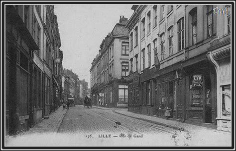 lille rue de gand lille le rijsel lille la vieille