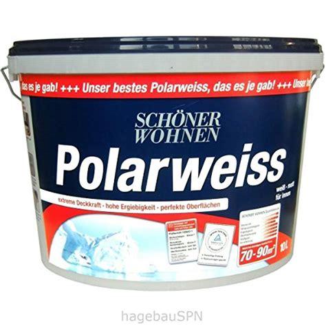 Polarweiss Schöner Wohnen by Sch 246 Ner Wohnen Farbe Polarweiss Test Top Produkt Test
