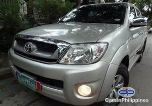 Toyota Hilux Manual 2010 For Sale