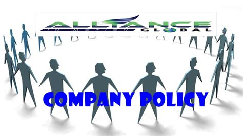 Alliance In Motion Global Inc. Code Of Conduct And Ethical