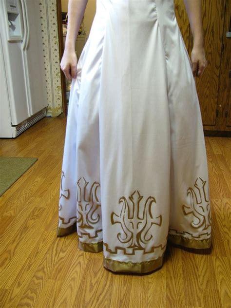 Zelda wedding dress bottom pattern. That's actually a good