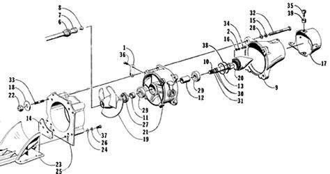 Tiger Shark Wiring Diagram by Sea Doo 587 Wiring Diagram Wiring Library