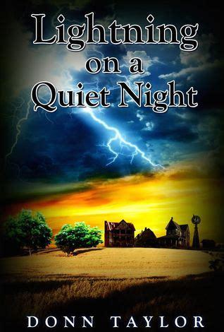 lightning   quiet night  donn  taylor
