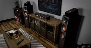 Klipsch Upgrades Reference Series Speakers  U2013 Rave  Pubs