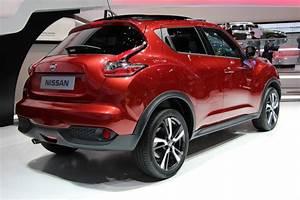 Nissan Juke Nouveau : nissan juke restyl toutes nos photos du crossover ~ Melissatoandfro.com Idées de Décoration