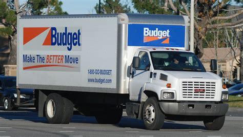 Photo Of Budget Truck Rental