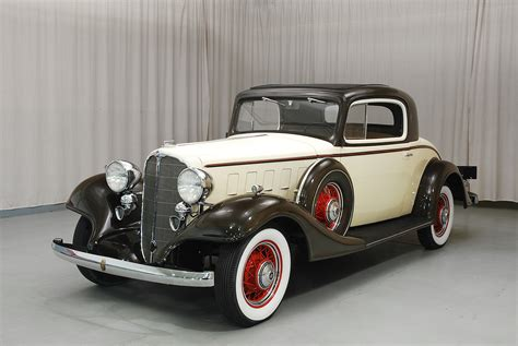 1933 Buick Series 60 Sport Coupe