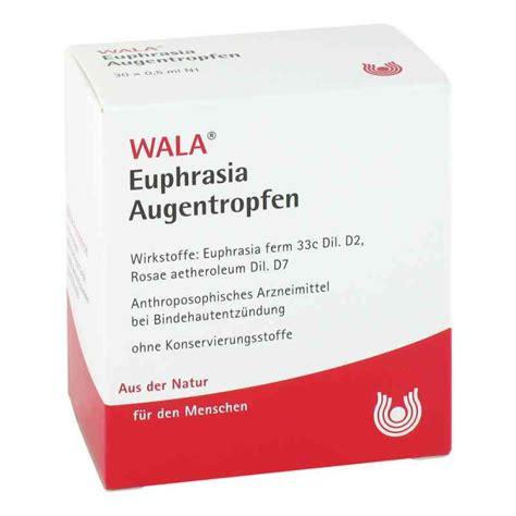 euphrasia augentropfen  ml guenstig bei apothekeat