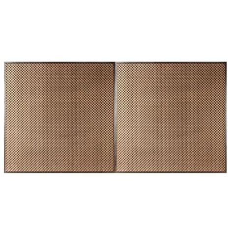 2x4 drop ceiling tiles home depot canada kingsbridge 2 ft x 4 ft lay in or glue up ceiling tile