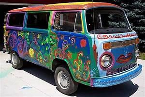 Combi Vw Hippie : artful hippie bus ~ Medecine-chirurgie-esthetiques.com Avis de Voitures