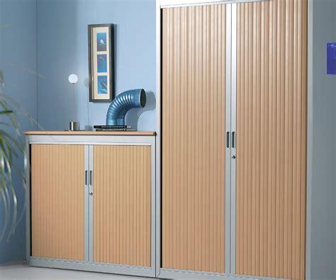 Armoires Portes Rideaux  2m Mobilier Bureau